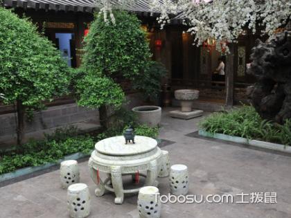 生活需要源源不断的创意,100平米庭院设计效果图欣赏