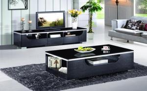 【黑色电视柜】黑色电视柜怎么样_黑色电视柜型号价格_图片