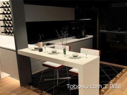 吧台文化你了解吗?时尚家居吧台如何装修设计?