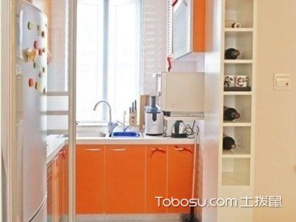 家庭厨房移门酒柜设计,体验别样优雅生活