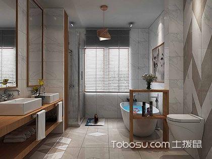 美式风格装修卫浴洁具设计,满足您的美式情怀