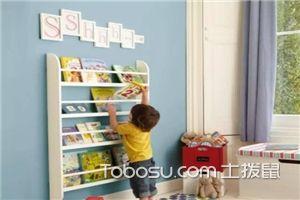 自制儿童书架