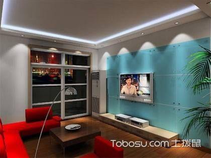你知道简约式客厅背景墙如何装修才好看吗?