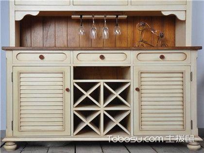 餐边柜的用途有哪些?餐边柜的四大作用你知道几个?