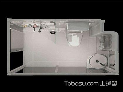 什么是一体式卫生间?一体式卫生间优缺点有哪些?