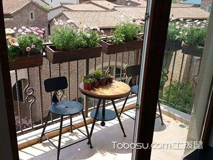 阳台自制花架步骤介绍,独特设计与众不同