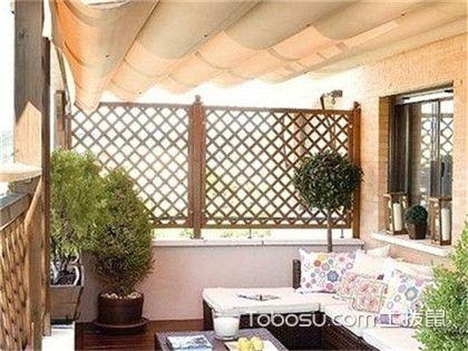 防腐木庭院装修效果图,跟我们普通的庭院有哪些不同