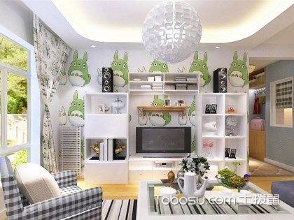 电视背景墙组合柜的装修设计方法是什么?