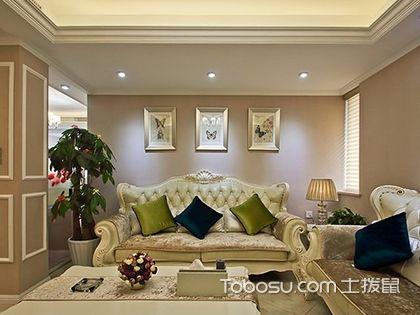 简欧风格设计说明,现代简欧三居带给你不只是豪华与大气