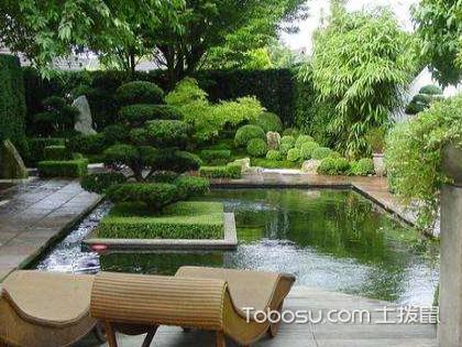80平米小庭院中式设计要点有哪些?中式庭院设计理念是什么?图片