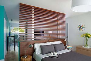 臥室屏風設計