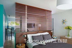 卧室屏风设计