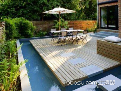300平米庭院设计效果图,庭院设计原理是什么?