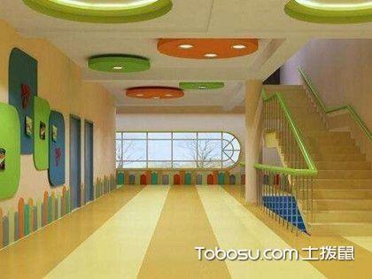 小型幼儿园装修效果图介绍,小型幼儿园应该如何设计