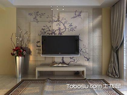 电视背景墙纸壁画多少钱?电视背景墙装修技巧
