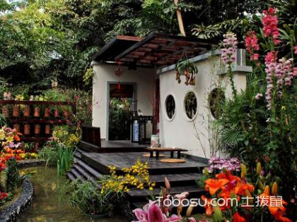 私家中式庭院景观设计特点是什么?中式庭院设计原则有哪些?