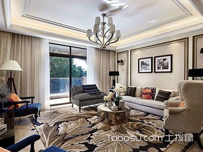 室内欧式风格设计说明,带你走进雍容华贵的欧式空间
