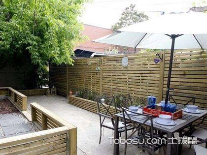 庭院圍墻墻裝飾,庭院的圍墻要如何設計裝飾