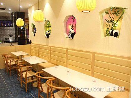 50平米昆山饭店装修预算,精美装修就是这么简单