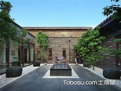 庭院设计图赏析,别墅庭院如何设计才好看呢