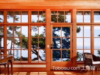 铝木门窗如何安装,有一点没注意到就白安装了
