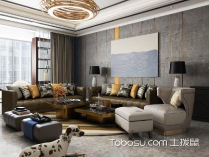 別墅裝修風格后現代手法的表達和特點