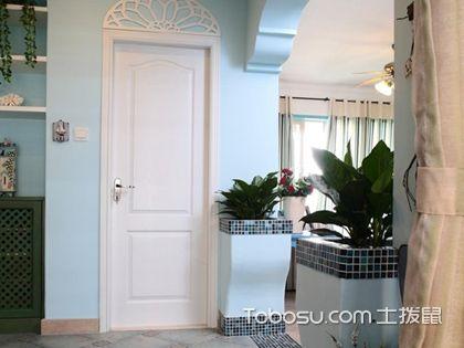 装修房门什么时候装,室内的门的安装时间