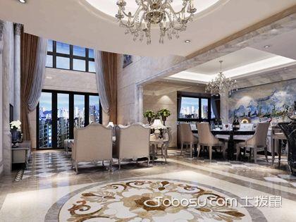 别墅客厅装修,别墅客厅装修时怎么设计