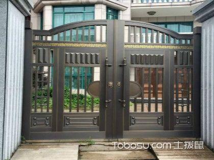 长春别墅铜门,源自历史的传承