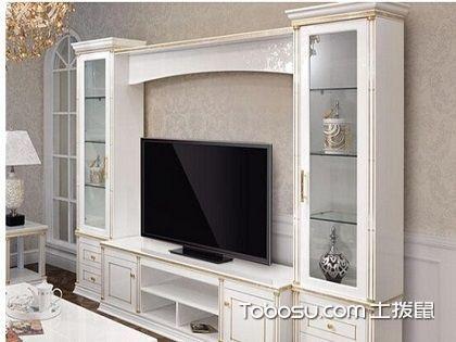 客厅电视柜背景墙5大装修技巧,你一定要知道!图片
