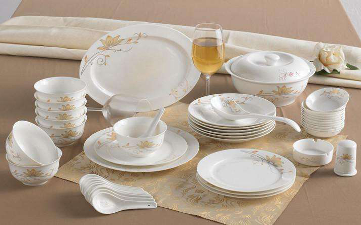 【骨瓷餐具】骨瓷餐具什么牌子好、套装及景德镇56头骨瓷餐具等相关信息
