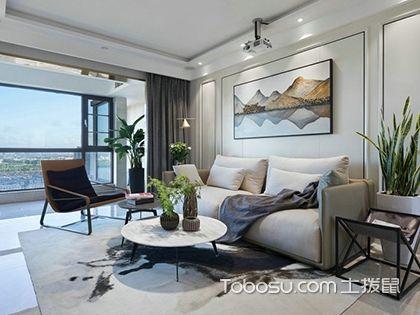 现代风格设计思路,带你了解98平三室两厅设计思路