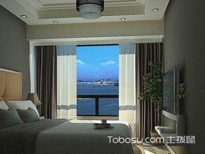 卧室阳台u乐娱乐平台设计,让您的卧室更有自然的感觉