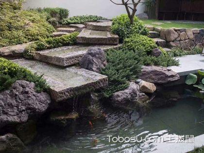 新中式小庭院效果图,风雅清幽的恬静空间