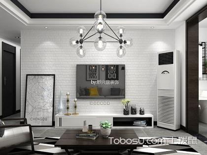 電視墻貼壁紙造型,風格迥異任你選