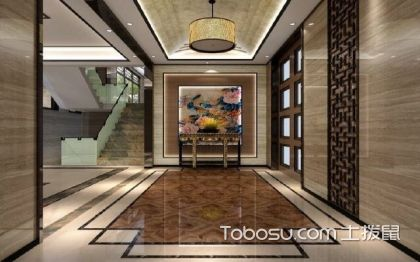 中式别墅装修设计,民族的才是经典的