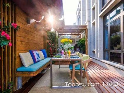 小型庭院设计实景图,这样的小庭院设计大家都喜欢