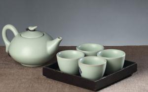 【汝窑茶具】汝窑茶具好不好_汝窑茶具品牌