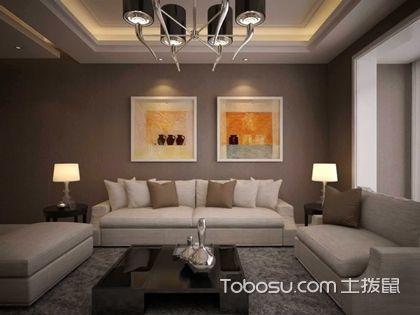 客厅装修沙发背景墙,厌倦了白墙就来看看这些好设计