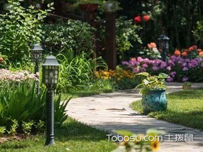四款不同风格庭院景观设计图,带你感受惬意生活