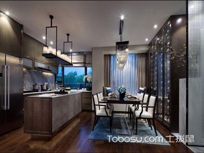 2018新中式别墅装修,低调轻奢的写意空间