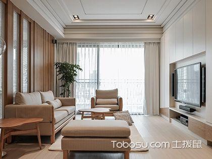 100平米日式装修案例,11万打造原木风日式家居