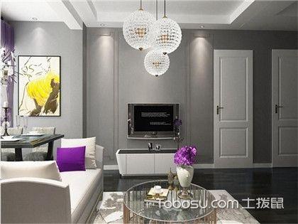 流行电视背景墙设计,室内装修选择什么风格好