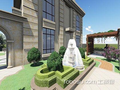 简欧风格庭院装修效果图鉴赏,带您领略欧式庭院的魅力