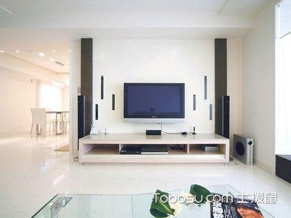 現代簡約電視背景墻,完美客廳的標志