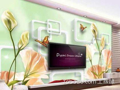 时尚简约电视背景墙,让屋子充满活力