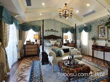 天津别墅装修设计案例介绍,高端奢华的法式别墅图片赏析