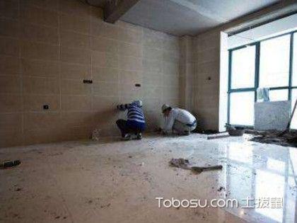 裝修貼瓷磚,瓷磚裝貼流程和技巧