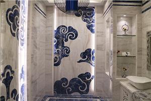 青花瓷瓷磚