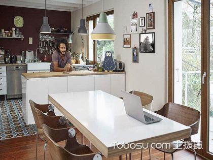 开放式厨房装修效果图,开放式厨房装修介绍